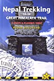 Nepal Trekking and the Great Himalaya Trail: A Route & Planning Guide Trailblazer Guides: Amazon.de: Robin Boustead: Englische Bücher cover