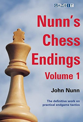 Nunn's Chess Endings volume 1