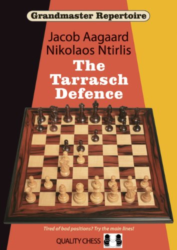 Grandmaster Repertoire 10: The Tarrasch Defence (Grandmaster Repertoire Grandmaster Repertoire) -- Jacob Aagaard, Nikolaos Ntirlis -- Quality Chess