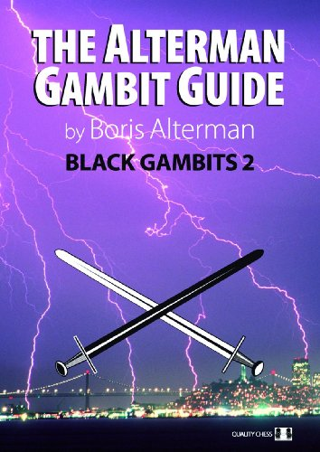The Alterman Gambit Guide: Black Gambits 2