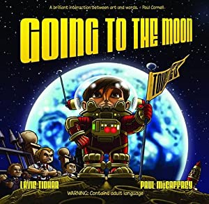 REVIEW: Going to the Moon by Lavie Tidhar