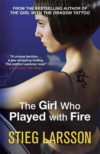 Girl Who Played With Fire (Millennium Trilogy)