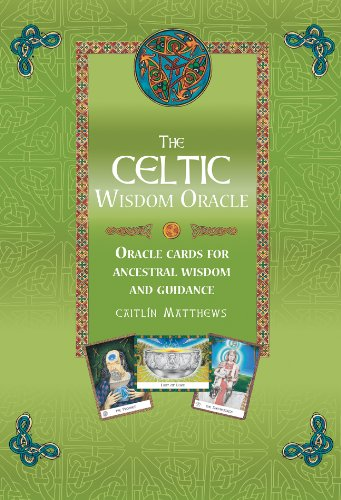 The Celtic Wisdom Oracle: Oracle Cards for Ancestral Wisdom and Guidance