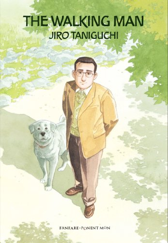 The Walking Man cover