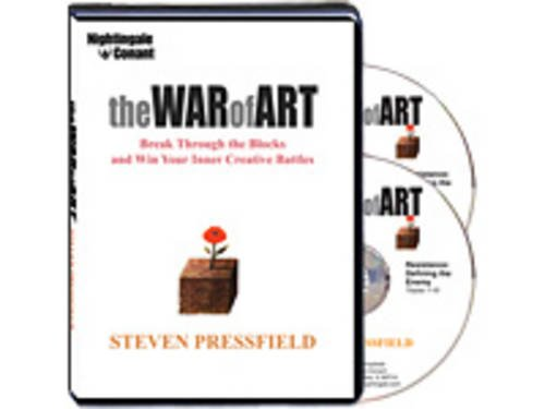 The War of Art: Break Through the Blocks and Win Inner Creative Battles