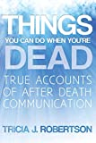 Things You Can Do When You're Dead book cover.