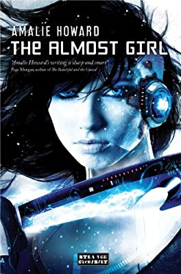 [GUEST POST] Amalie Howard on World-building in THE ALMOST GIRL