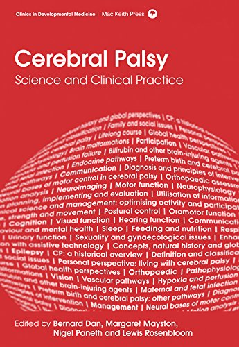 CEREBRAL PALSY: SCIENCE & CLINICAL PRACTICE