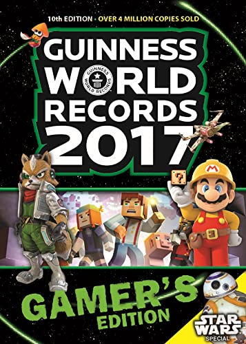 Guinness World Records 2017 Gamer's Edition - Guinness World RecordsAli-A
