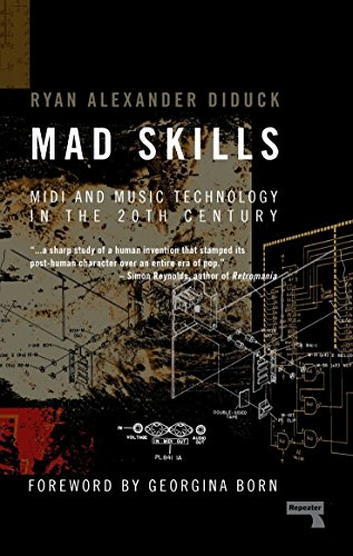 cover art for Mad Skills