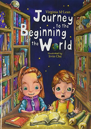 Journey to the Beginning of the World: Part 1 by Virginia McClean (Hardback,...