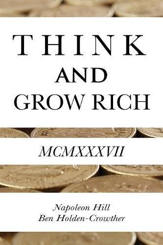 Think and Grow Rich Book Cover Picture