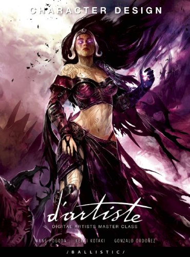 D'artiste Character Design: Digital Artists Master Class