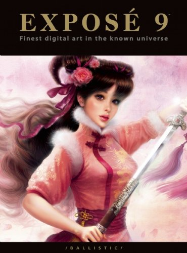 EXPOSE 9: Finest Digital Art in the Known Universe