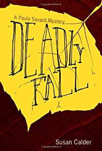 Deadly Fall by Susan Calder