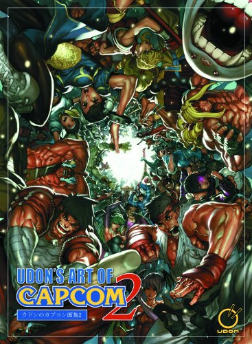 UDONs Art of Capcom 2