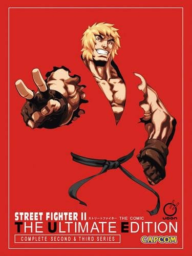 Street Fighter II - The Ultimate Edition (Street Fighter 2nd & 3rd Series)