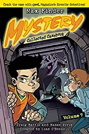 Max Finder Mystery Collected Casebook Volume 7 by Craig Battle