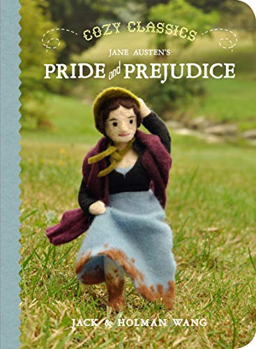 Cover of Cozy Classic's Pride and Prejudice