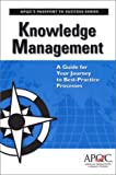 Buy Knowledge Management: A Guide for Your Journey to Best-Practice Processes from Amazon