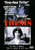 Thesis - movie DVD cover picture