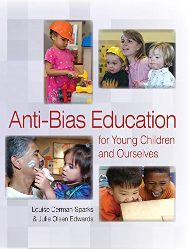anti-bias education book cover