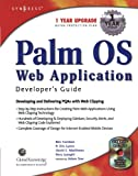 Palm OS Web application developer's guide: developing and devilering PQAs and Web clipping