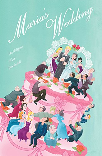 Maria's Wedding cover