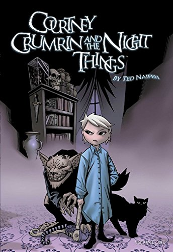 Courtney Crumrin and the Night Things cover