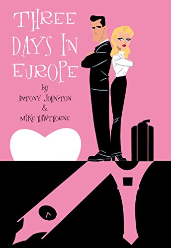 Three Days in Europe cover
