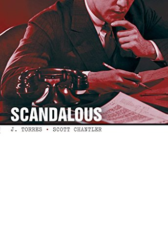 Scandalous cover