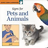Signs for Pets and Animals (Early Sign Language)