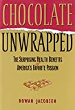 Chocolate Unwrapped: The Surprising Health Benefits of America's Favorite Passion