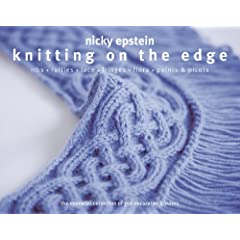 Nicki Epstein: Knitting on the Edge