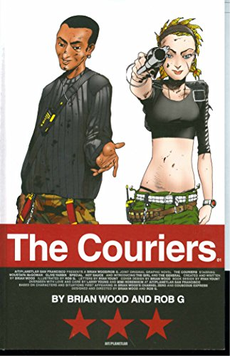 The Couriers cover