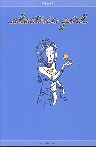 Electric Girl Book 3 cover