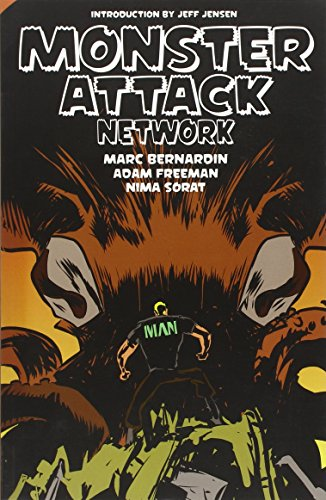 Monster Attack Network cover