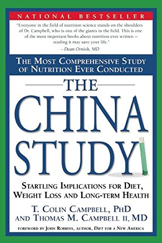 The China Study Book Cover Picture