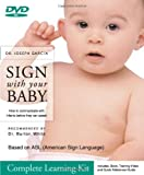 SIGN with your BABY Complete Learning Kit: US DVD Version, Book, Training Video (DVD), Quick Reference Guide