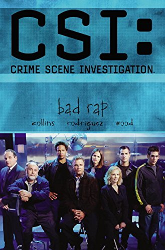 CSI: Bad Rap cover