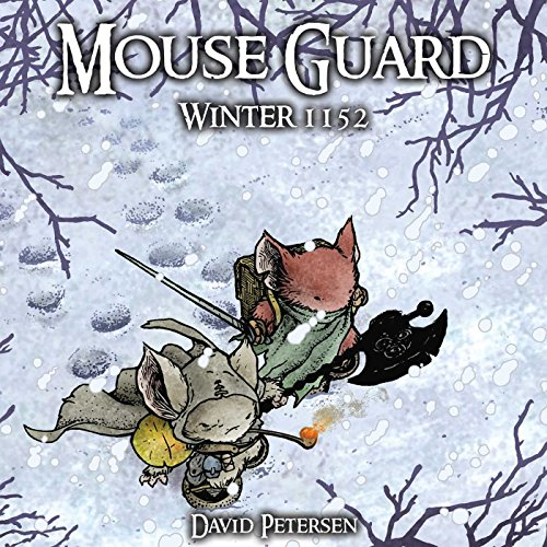 Mouse Guard: Winter 1152 cover