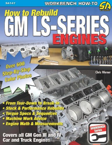 How to Rebuild GM LS-Series Engines (S-A Design) - Chris Werner