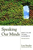 Speaking Our Minds: Revised Edition