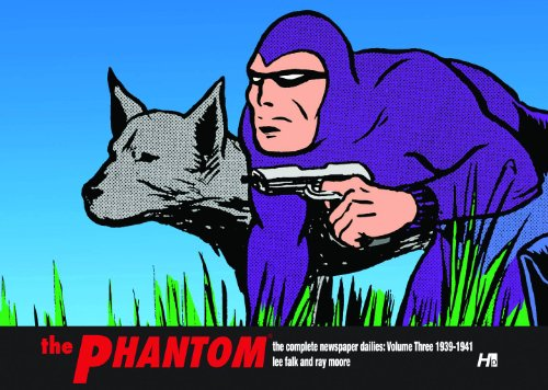 The Phantom: The Complete Newspaper Dailies Volume 3 cover