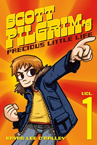 Scott Pilgrim's Precious Little Life cover