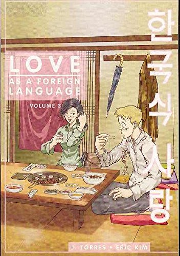 Love as a Foreign Language Book 3 cover
