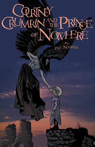 Courtney Crumrin and the Prince of Nowhere cover