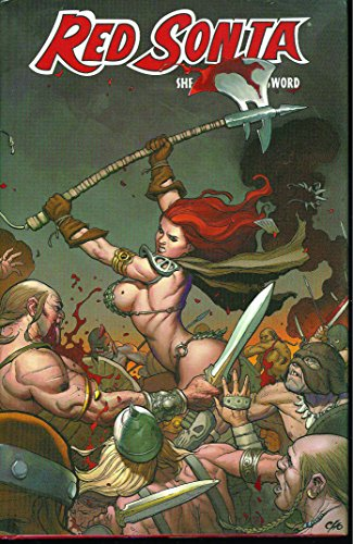 Red Sonja: She-Devil With A Sword Vol. 3 Cover
