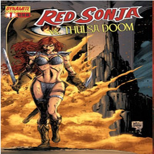 Red Sonja vs. Thulsa Doom Cover