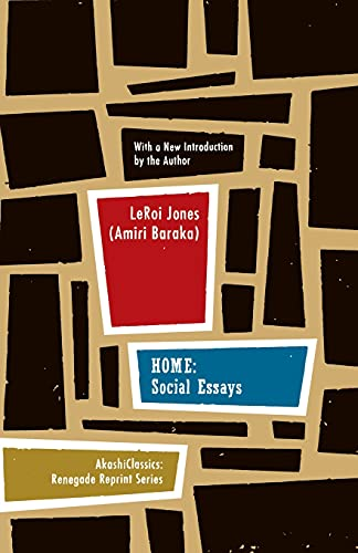 amiri baraka home social essays book review home social essays by amiri baraka